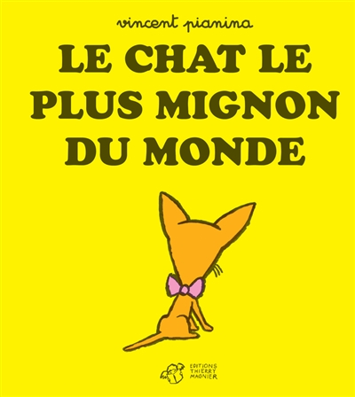 LE CHAT LE PLUS MIGNON DU MONDE